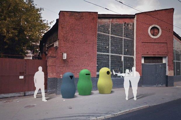 «ПроФОРМА»: 20 идей малых объектов городской среды. Изображение № 31.