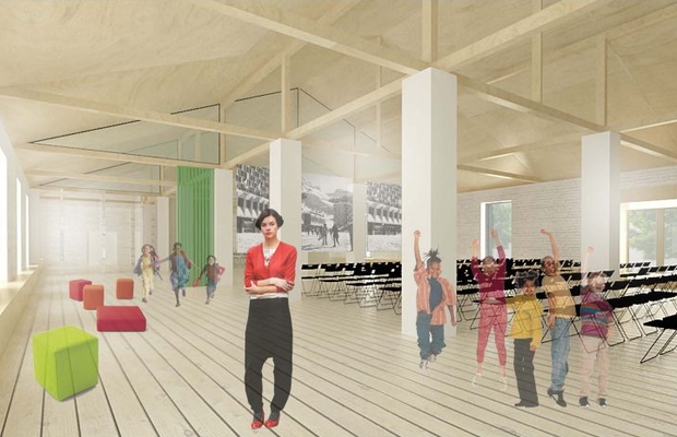 Образовательный центр «Гаража» откроется 1марта. Изображение № 2.
