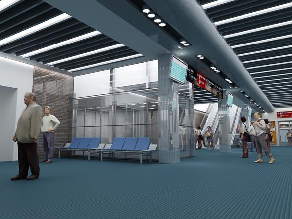 В плане: Реконструкция московских вокзалов. Изображение № 17.