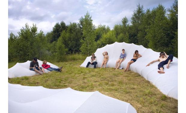 Проект «Площадка для наблюдения за облаками». Изображение № 12.
