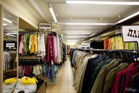 Гид по секонд-хендам и винтажным магазинам: 11 мест в Москве. Изображение № 88.