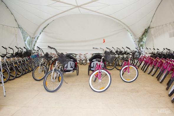 В парке Горького открылось три новых велопроката. Изображение № 8.