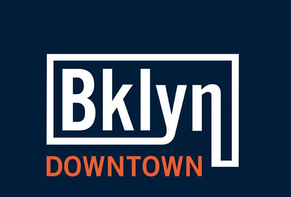 Современное и космополитичное лого вполне соответствует духу этого района Нью-Йорка, в котором работают и проживают представители самых разных культурных традиций. (Бруклин, Нью-Йорк).. Изображение № 26.