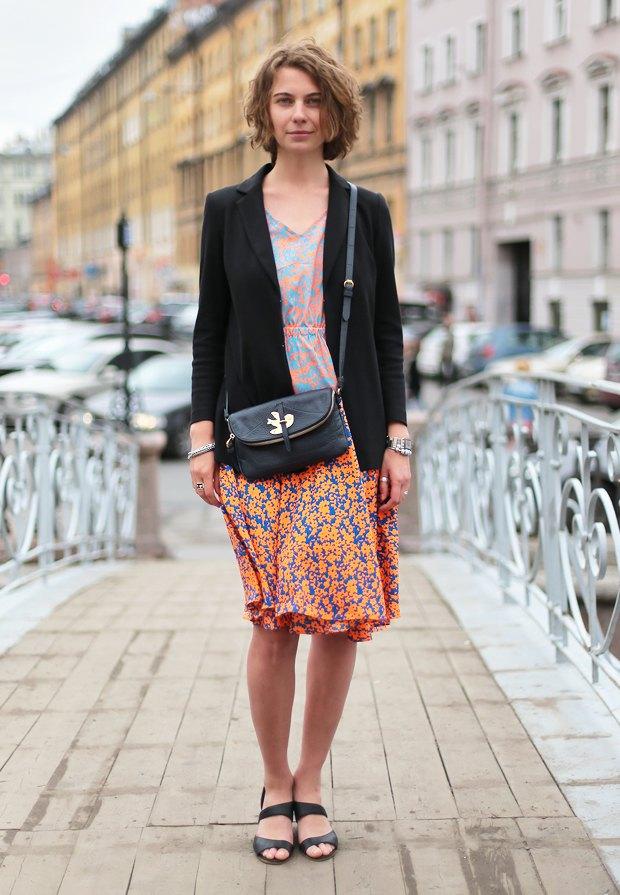 Внешний вид (Петербург): Инна Гордиян, PR-специалист. Изображение № 1.