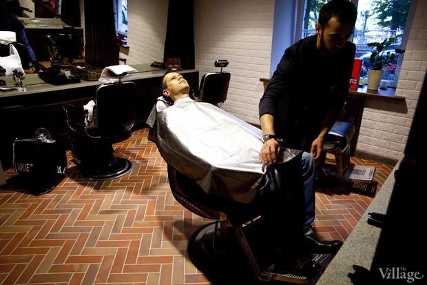 Новое место: Mr. Right Barbershop. Изображение № 11.