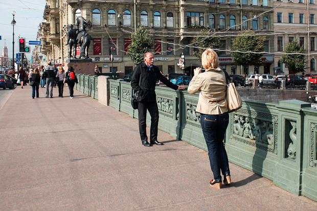 Эксперимент The Village: Самые популярные места для фотографий из Петербурга. Изображение № 21.