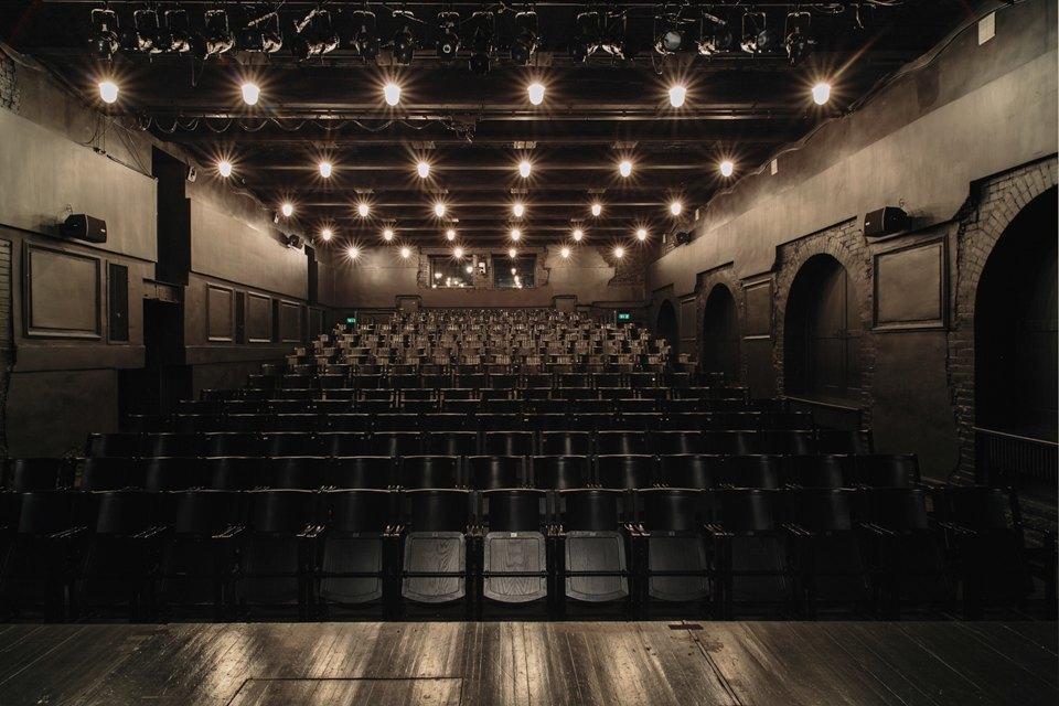 «Студия театрального искусства» вздании бывшей фабрики. Изображение № 2.