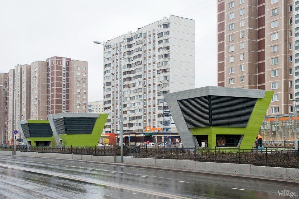 Фото дня: Новые станции метро «Лермонтовский проспект» и «Жулебино». Изображение № 14.