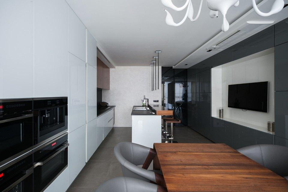 Квартира с лаконичным интерьером возле «Электросилы». Изображение № 11.
