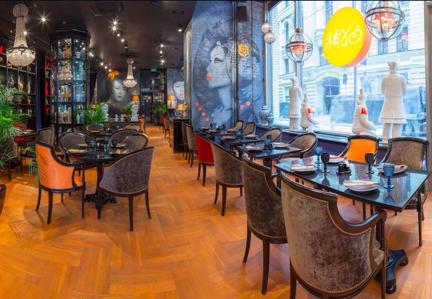 Раппопорт открыл новый ресторан «Мандарин. Лапша и Утки». Изображение № 1.