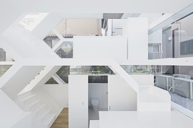 Фото: Koichi Torimura /ArchDaily, Sergio Pirrone /Architect Magazine. Изображение № 12.
