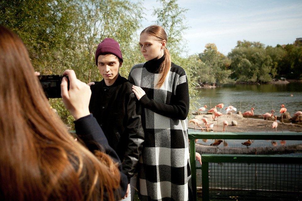 Cъёмка: Осень в зоопарке. Изображение № 7.