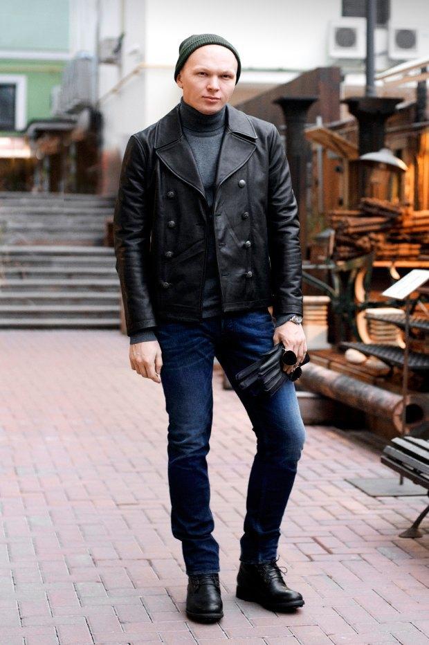 Внешний вид (Москва): Гоша Карцев, стилист. Изображение № 9.