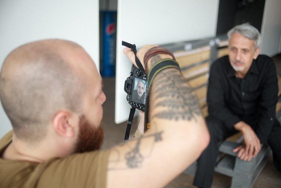 Портретная съёмка на Арт-причале. Изображение № 35.