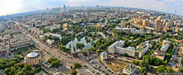 Московский зоопарк предложили перенести в Измайлово. Изображение № 1.