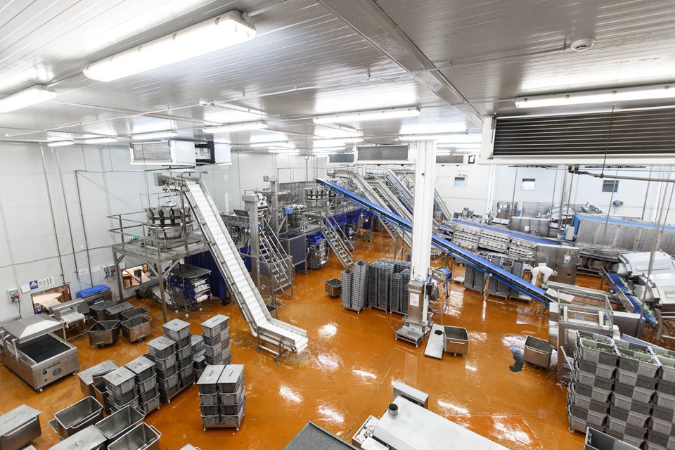 Производственный процесс: Как делают салаты для McDonald's. Изображение № 12.