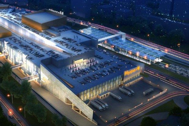 Торговые центры Москвы: 23 новых проекта. Изображение № 59.