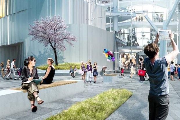 Торговые центры Москвы: 23 новых проекта. Изображение № 68.