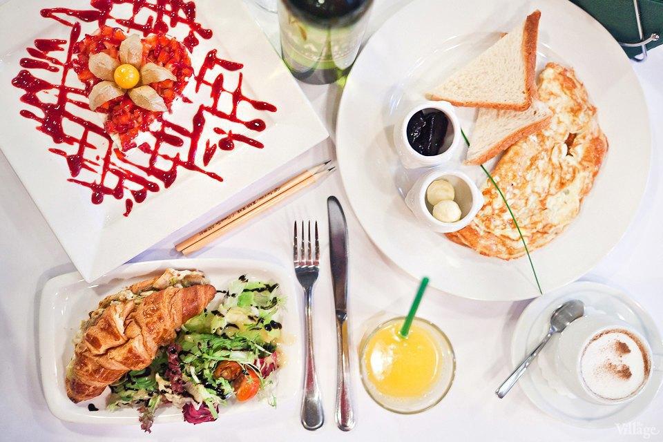 Пока ты спал: Ранние завтраки в Петербурге. Изображение № 10.