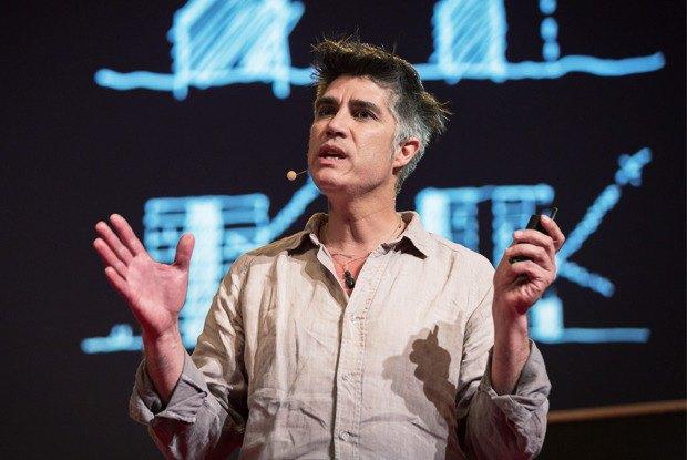 Фотография: James Duncan Davidso / TED. Изображение № 1.