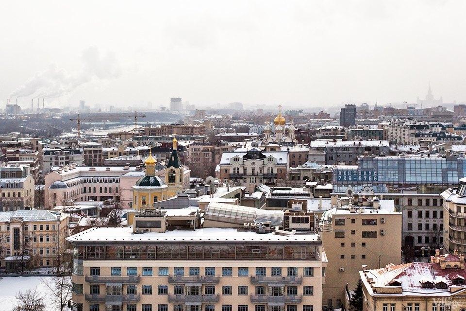 Лучший вид на этот город: 7 смотровых площадок вМоскве. Изображение № 12.