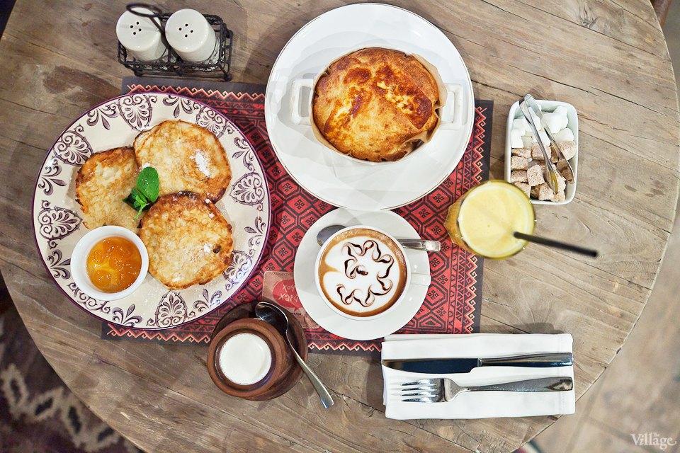 Пока ты спал: Ранние завтраки в Петербурге. Изображение № 25.
