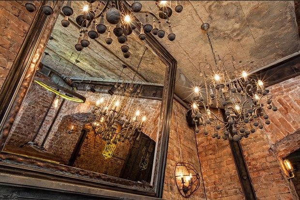 На месте «Голубки» наПокровке открылся бар 19 Bar&Atmosphere. Изображение № 1.