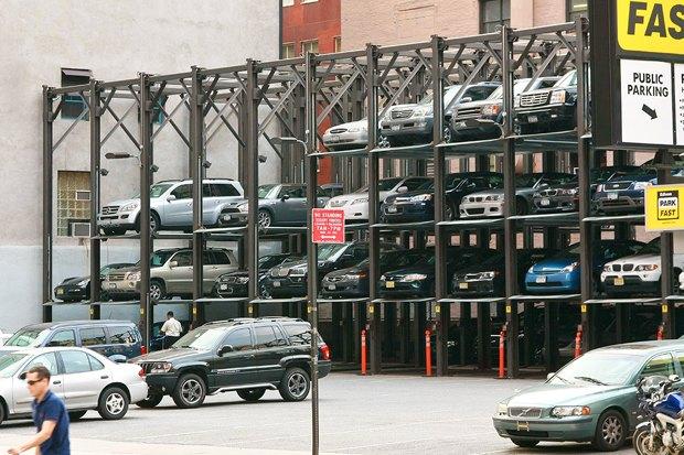Как у них: Жители 5 столиц оплатных парковках. Изображение № 19.