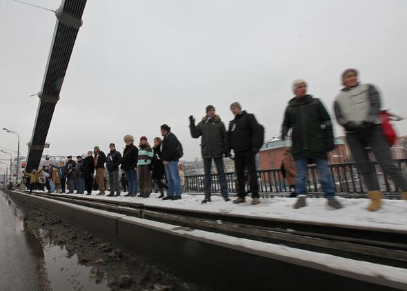 Близкое окружение: Участники акции «Белый круг» о проблемах Москвы. Изображение № 26.