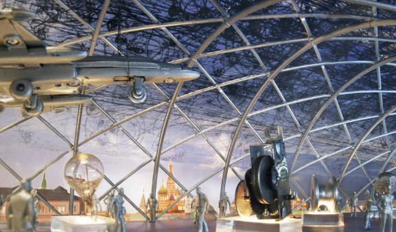 Теория вероятности: 4 проекта реконструкции Политехнического музея. Изображение № 20.