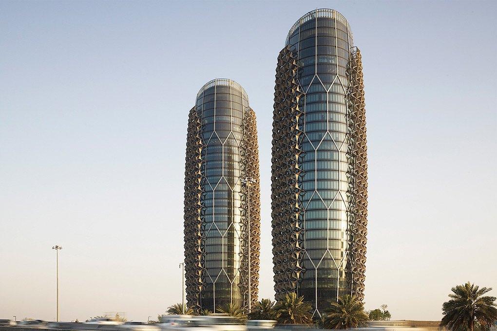 Hopes Tech: 15 самых эффектных небоскрёбов мира. Изображение № 33.