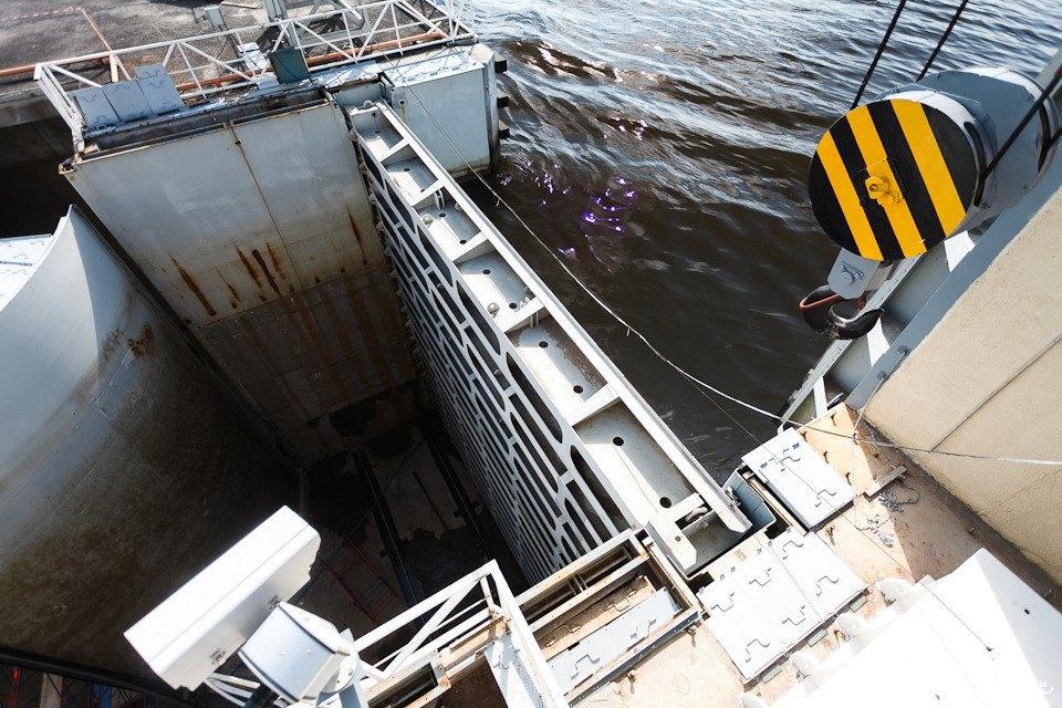 После нас хоть потоп: Как работает дамба вКронштадте . Изображение № 44.