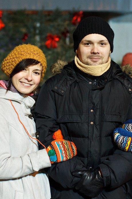 Люди в городе: Рождественская деревня ВВЦ. Изображение № 24.