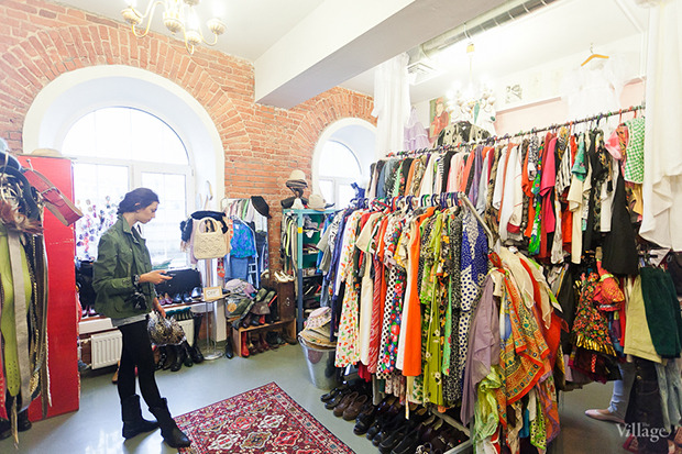 Гид по секонд-хендам и винтажным магазинам: 11 мест в Петербурге. Изображение № 7.