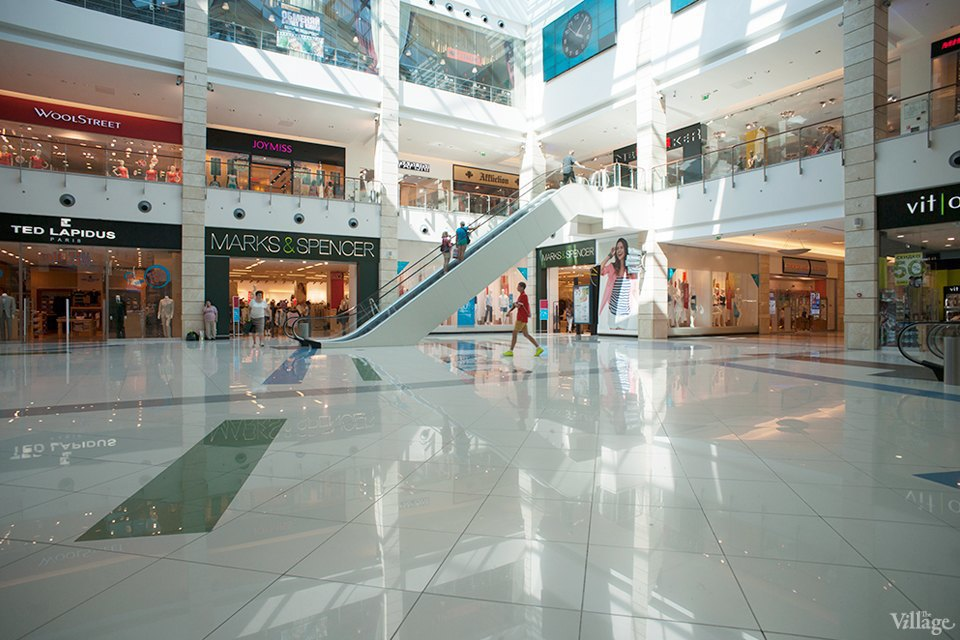 Торговые центры Москвы: «Метрополис». Изображение № 12.