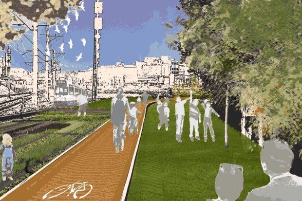 Archiprix: 6 предложений молодых архитекторов по развитию Москвы. Изображение № 26.
