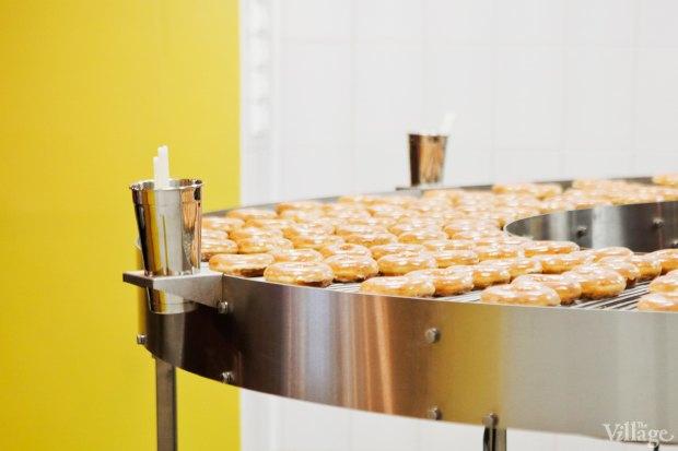 Пончиковая Krispy Kreme. Изображение № 2.