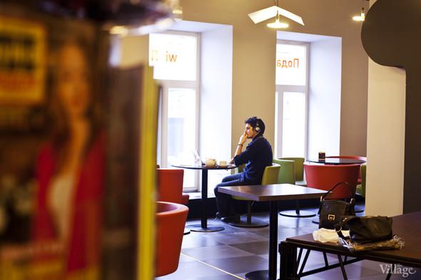 После прочтения съесть: 5 кафе при магазинах. Изображение № 9.