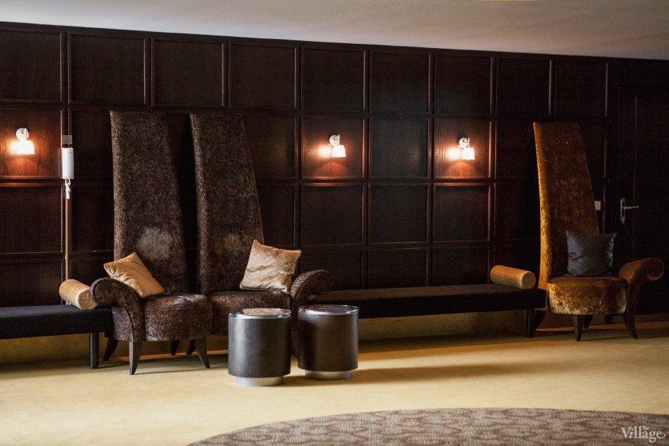Интерьер недели (Москва): Mamaison All-Suites Spa Hotel Pokrovka. Изображение № 36.