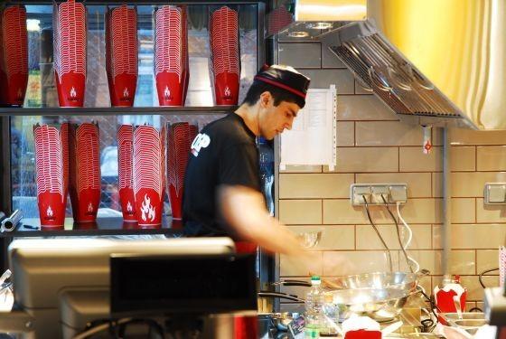 «Воккер» открыл свой первый ресторан. Изображение № 9.