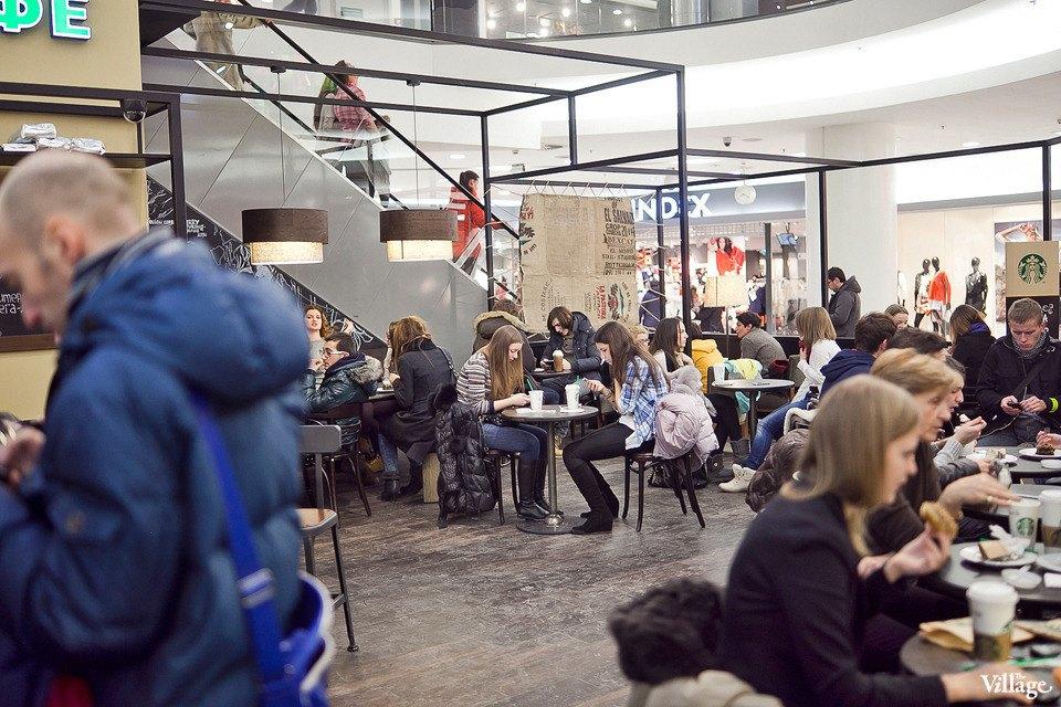 Люди в городе: Первые посетители Starbucks вСтокманне. Изображение № 2.
