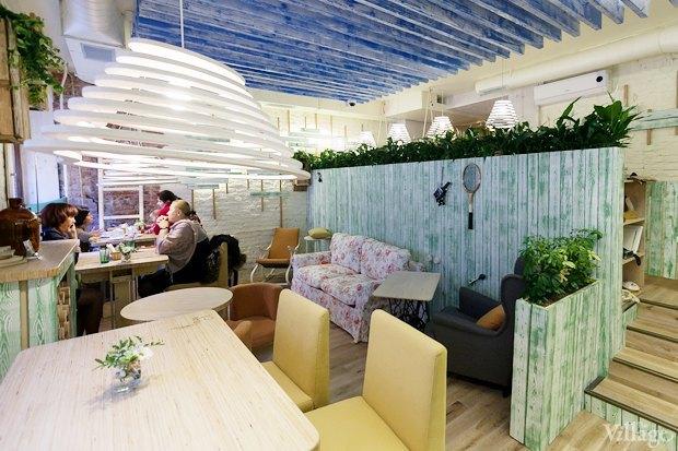 Новое место: Кафе «Укроп» на Малой Конюшенной . Изображение № 7.