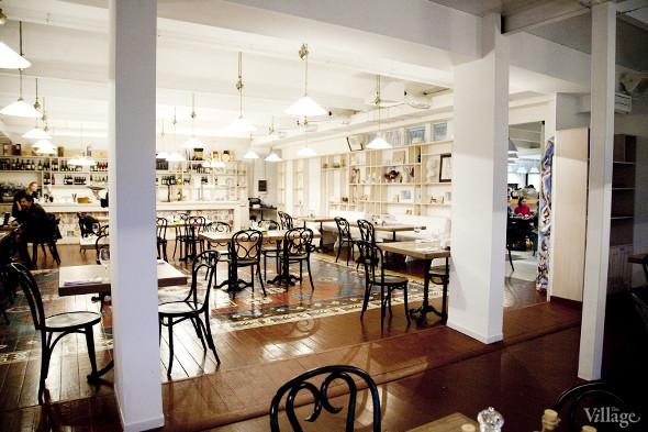 Новое место: Ресторан «Клуб рисовальщиков». Изображение № 9.