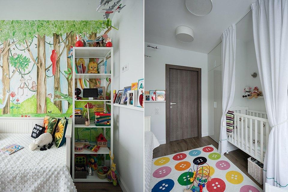 Трёхкомнатная квартира вскандинавском стиле наберегуозера . Изображение № 14.