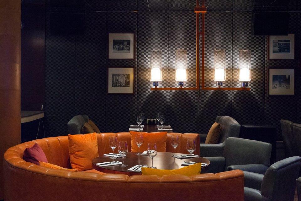 Ресторан американской кухни Tribeca. Изображение № 6.
