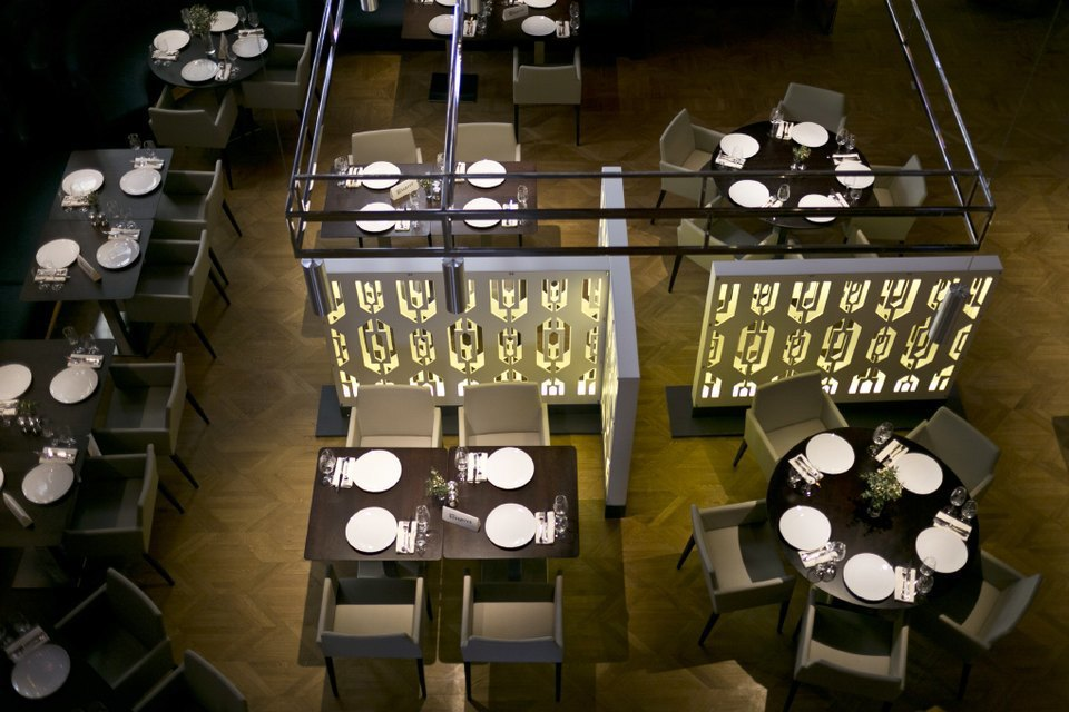 Обновлённый ресторан «ЦДЛ». Изображение № 2.