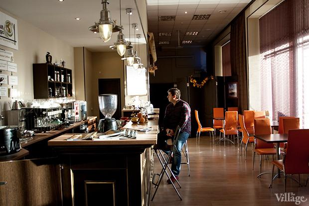 Все свои: Кофейня «Глобал Граундс». Изображение № 5.