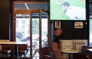Фан-зоны: 5 новых спорт-баров в Москве. Изображение № 55.
