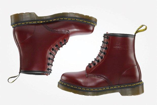 Лучше меньше: Где покупать ботинки Dr. Martens. Изображение № 1.
