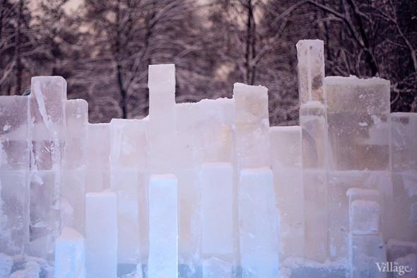 В парке «Сокольники» построили Moroz City. Изображение № 5.